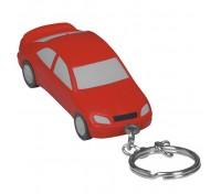 Large Car Stress Ball Key Tag