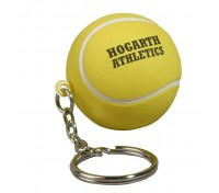 Tennis Stress Ball Key Tag