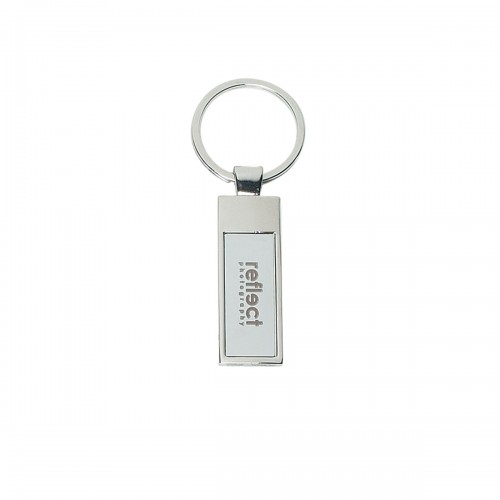 Rectangle Metal Key Tag
