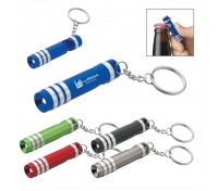 Bottle Opener LED Light Key Tag