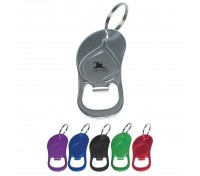 Sandal Bottle Opener Key Tag