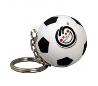 Soccer Stress Ball Key Tag